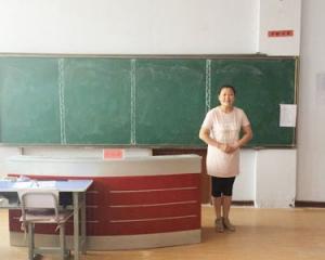 幼儿教师面试试讲模范学员